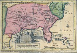 when florida touched the mississippi the florida memory blog t amerikaans gewest van florida door ferdinand de soto a map prepared by pieter