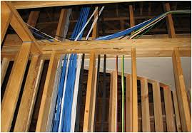 news blog in home structured prewiring or after the fact structured wiring can be described as centralizing all of your communication wiring in your home in doing so you combine all cables and wires and treat it