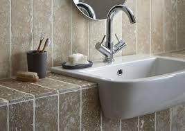 bathroom sink. Semi-recessed Basins Bathroom Sink