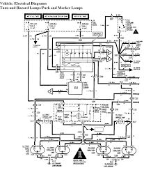 Diagram chevy silverado wiring brake light switch factory radio 2000 color code dash 1440