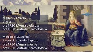 S. Messa e Rosario e preghiera alla Madonna della Salute Lunedì 23 Marzo  2020 (D. Franco Pagano) - YouTube