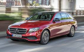 There is a new front. Mercedes E Class Estate Review German Family Wagon Comes Close To Perfektion