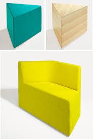 tetris furniture. Tessellated Furniture: Tetris-Style Modular Seating System Tetris Furniture