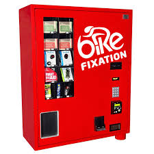 Purpose Of Vending Machine Impressive High Security Vending Machines Bike Fixation