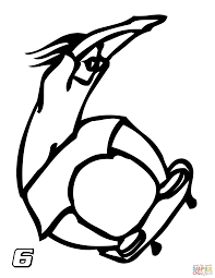 Small Picture Number 7 coloring page Free Printable Coloring Pages