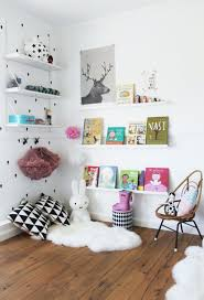 Cozy Reading Space For Kids