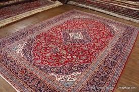 Persian Kashan Rugs for sale