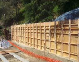 retaining wall code for california for