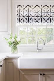 Kitchen Shades 17 Best Ideas About Farmhouse Roman Shades On Pinterest