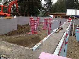 preparing forms concrete