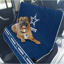 pets first nfl dallas cowboys car seat cover