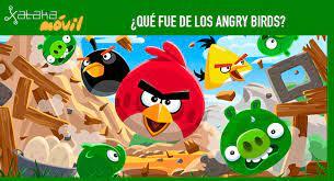 Qué fue de los Angry Birds?