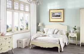 Shabby Chic White Bedroom Furniture Juliette Shabby Chic Champagne Furniture