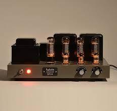 Raphaelite – amplificateur à tubes DP34 Version LS3/5A, HIFI EXQUIS, lampe  EL34, ampli Push Pull, spécial pour haut parleurs Ls3/5a