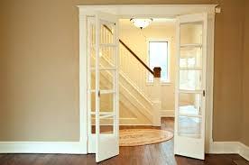 interior bifold doors with glass interior french doors interior bifold doors glass inserts