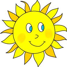 Výsledek obrázku pro obrázek sluníčko