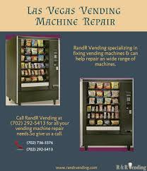 Vending Machine Repairs Best Las Vegas Vending Machine Repair ThingLink