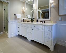 master bathroom designs with white cabinets