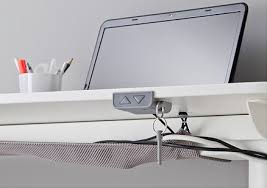bekant desk sit stand with screen white__0267972_pe416744_s4 bekant desk sit stand screen