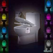 Đèn Khẩn Cấp Cảm Biến Chuyển Động Cho Toilet - Đèn sạc
