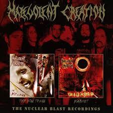 <b>Malevolent Creation - The</b> Nuclear Blast Recordings - Amazon.com ...