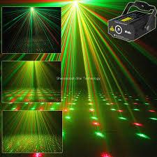 Star Light Laser Dancer Shop Eshiny Mini R G Laser Gob Full Star Pattern Projector
