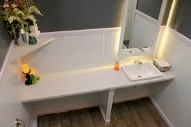 InfoHandicap Accessible  ADA Compliant Luxury Restroom Trailers - Ada accessible bathroom