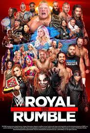 WWE Royal Rumble 2020 Poster by Chirantha on DeviantArt