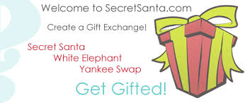 Set Up A Secret Santa Gift Exchange Online For Friends Family Christmas Gift Exchange Email