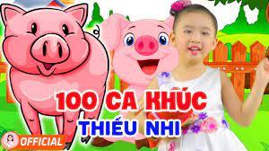 100 Ca Khúc Thiếu Nhi Vui Nhộn Hay Nhất 2020 - Bé Candy Ngọc Hà - Nhạc  Thiếu Nhi Cho Bé Ăn Ngon - YouTube
