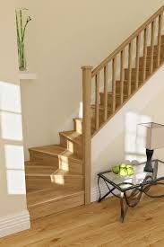 turning stairs staircase traditional with wooden staircase incandescent  pendant lights