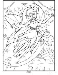 Enchanted Forest Color Alive Busy Kids Printables