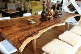 furniture made from tree trunks. Furniture Made From Tree Trunks. Trunk Furniture. Innovative Ideas Dining Table Ingenious Solid Trunks