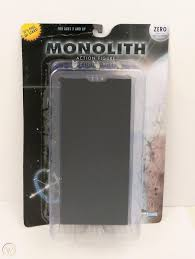 2001: A Space Odyssey Monolith Action Figure - ThinkGeek - FREE SHIPPING