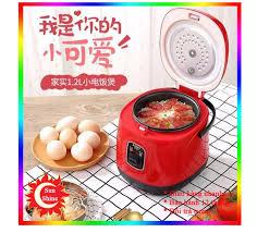 Nồi cơm điện điện mini - Nồi cơm điện dành cho 1 - 2 người ăn - Nồi cơm  điện giá rẻ - Nồi cơm sinh viên