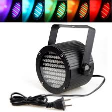 dmx sound control 86 rgb led spotlight disco dj party bar light home entertainment show projector stage lighting effect in underwear from mother kids on