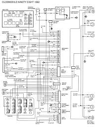 repair guides wiring diagrams wiring diagrams autozone com 22 wiring schematic 1992 oldsmobile ninety eight continued