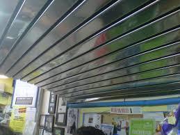 garden caterine railcar ceiling