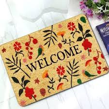 colorful outdoor rugs retro colorful mats anti slip carpet floor mat outdoor rugs rubber welcome front colorful outdoor rugs