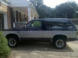 1984 Chevrolet Blazer - Overview - CarGurus