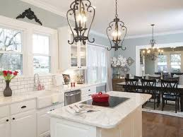 Small Picture Gorgeous white kitchen by Chip and Joanna Gaines I love the