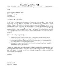 A Good Covering Letter Good Covering Letter Sample A Cover Example ...
