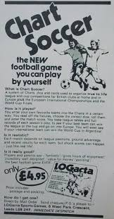 How To Chart A Football Game Billy No Mates Logacta Chart Soccer The New Football Game