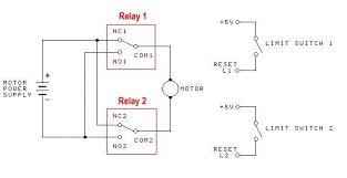 how can i get a 12v motor to automatically reverse polarity or Reverse Polarity Contactor Wiring Diagram Reverse Polarity Contactor Wiring Diagram #13 Contactor Relay Wiring Diagram
