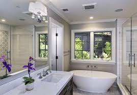bathroom designs with freestanding tubs. Plain Tubs Beautiful Bathroom With Soft Color Theme And Freestanding Tub Throughout Bathroom Designs With Freestanding Tubs I