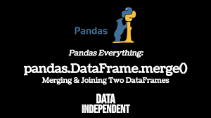pandas merge join data pd dataframe
