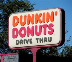 Doh The History Of The Dunkin Donuts Logo Skycrusher His And Hers