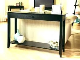sofa table with storage. Console Sofa Table With Storage