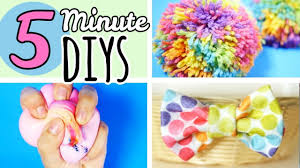 5 minute crafts to do when you re bored easy diys