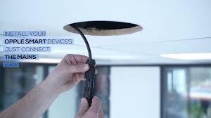 Cebeo Light Smart Lighting Install Technolux Opple